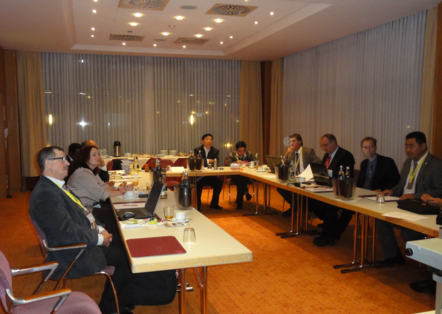 2013 International Seabuckthn Association Governing Council and the Technical Committee was held in Germany